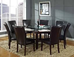 6 Seat Kitchen Table by Round Dining Table Designs 6 Seater 5a5 Info