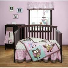 Boy Owl Crib Bedding Sets Owl Baby Bedding Boy Hamze