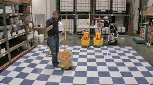 Quick Shine Floor Finish Remover by Stripping Removing Floor Finish From Vct Floors Youtube