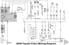 2000 toyota tundra electrical schematics wiring diagram simonand