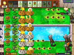 Ssp Flags Survival Pool Plants Vs Zombies Wiki Fandom Powered By Wikia