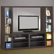 uncategorized living room interior design tv open shelves craft