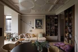 prime home decor apartment on lva tolstogo street by olga akulova caandesign