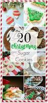 20 christmas sugar cookies your family will love food fun