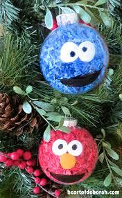 brilliant diy sesame ornaments for to make
