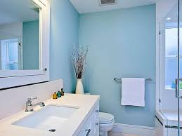 Bathroom Mirror Decorating Ideas Light Blue Bathroom Decorating Ideas Small Rectangle Mirror Low