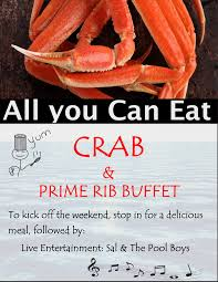 All You Can Eat Lobster Buffet by All You Can Eat Crab U0026 Prime Rib Garland Lodge