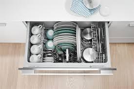 Maytag Drawer Dishwasher Remodeling 101 The Ins And Outs Of Dishwasher Drawers Remodelista