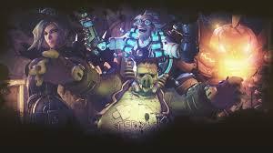 halloween overwatch background overwatch roles wallpaper tanks