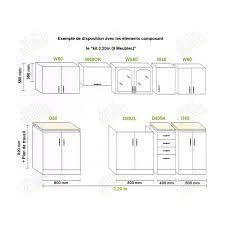 cuisine en kit pas chere étourdissant meuble de cuisine en kit pas cher décoration