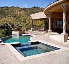 gallery of agreeable pool patio and spa with additional patio