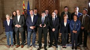 catalan parliament to declare independence following u0027yes u0027 victory