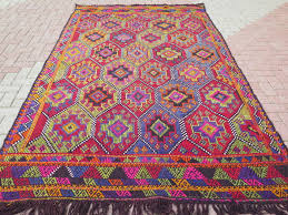 Wool Area Rugs 50 Most Dramatic Gorgeous Colorful Area Rugs For Modern Living Rooms