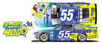 6 unique paint schemes celebrate spongebob squarepants for this