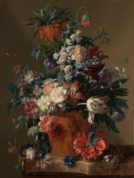 dutch masters flowers inspired floral arrangements