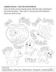 the color book coloring activity book for elementary students with learning