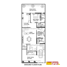 breathtaking 130 square yards house plan pictures best