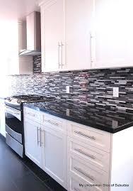 black kitchen tiles ideas black and white kitchen ideas sowingwellness co