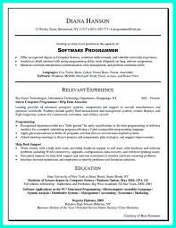 Computer Science Resume Template Sample Resume Computer Science Fresh Graduate