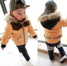 toddler baby boys winter jacket coat size 7m 3t in parkas