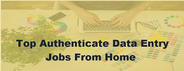 Design Jobs Online Home 10 Authenticate Data Entry Jobs From Home
