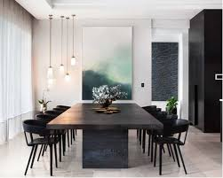 modern dining rooms modern dining room robinsuites co
