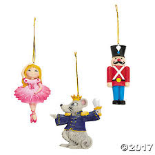 nutcracker ballet ornaments trading