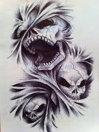 skulls image tattooshunt com