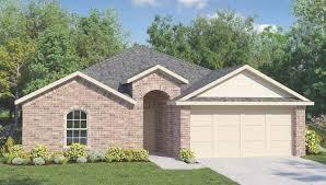 Dr Horton Cambridge Floor Plan Cambridge Falls New Home Community In Fresno Texas By Dr Horton