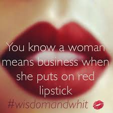 Makeup Artist Quotes For Business Cards The 25 Best Red Lipstick Quotes Ideas On Pinterest Kate Spade