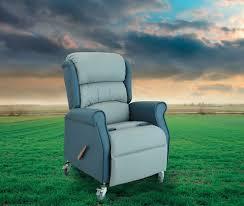 fauteuil relax confortable fauteuil de relaxation médical tout confort inclinaison facile