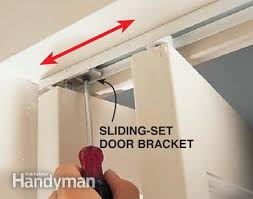 Fix Bifold Closet Door How To Fix A Bifold Door Doors Door Trims And House