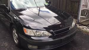 2001 lexus es300 interior 1999 lexus es300 coach edition walkthrough youtube
