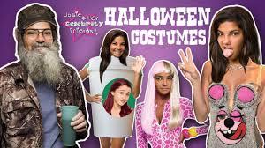ariana nicki miley u0026 more halloween costumes by josie youtube
