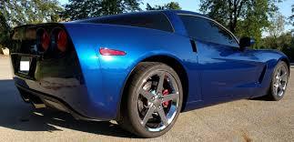 2007 corvettes for sale 2007 c6 corvette z51 3lt lemans blue corvetteforum chevrolet