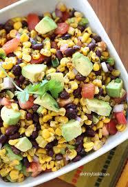 southwestern black bean salad skinnytaste
