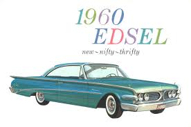 opel cars 1960 edsel car pictures