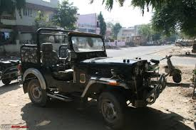 jeep modified classic 4x4 finally bought a rusty mahindra classic team bhp