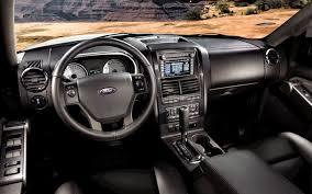 2007 Ford Explorer Interior 2009 Ford Explorer Sport Trac Information And Photos Momentcar