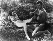 tarzan ape man 1932 starring johnny weissmuller maureen