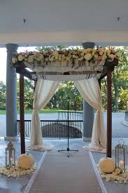 How To Make A Chuppah Pretty Pergola And Chuppah Sue Gallo Designs
