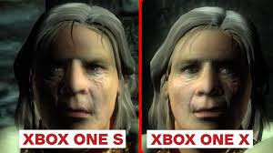 pubg xbox one x graphics 4k elder scrolls oblivion xbox one x vs xbox one s graphics