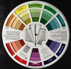 color wheel for makeup artists color matters choosing the correct eye shadow huffpost