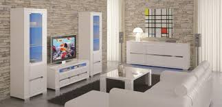 Gloss White Living Room Furniture Elegance White Wall Tv Unit High Gloss White Tv Unit Living