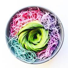 membuat mie warna ungu unicorn dengan warna warni cantik ini dibuat dari bahan alami