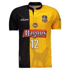 desain kaos futsal jepang athleta magnus futsal home 2017 jersey 12 falcão futfanatics