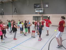 Tus Bad Aibling Basketball Tag Am Faust Gymnasium Tv Staufen Sharks