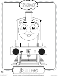thomas train coloring pages gordon free printable percy thomas