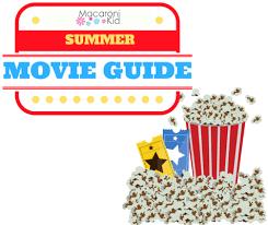 summer movie guide 2017 macaroni kid