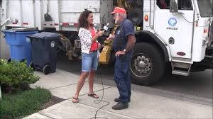 cal hittle garbage man interview youtube